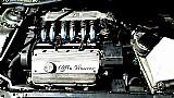 Alfa romeo 164 top de linha - 1995
