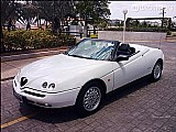 Alfa romeo spider 3.0 v6 12v gasolina 2p manual branco 1996/1997