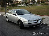 Alfa romeo 156 2.0 ts 16v gasolina 4p manual 1999/2000