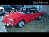 Alfa romeo spider 2.0 gasolina 2p manual 1972/1972