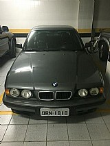 Bmw 540i verde 1993