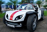 Super buggy 1.6flex premium 0km pronta entrega branco 2016
