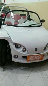 Buggy branco ano 2012