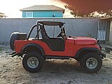 Jeep willys - gnv - motor opala 4cc