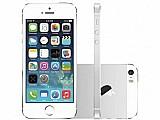 Iphone 5s apple 16gb prata tela 4 no rio de janeiro