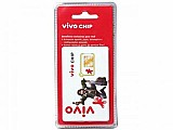 Chip vivo 3g pre-pago - ddd 16 rs