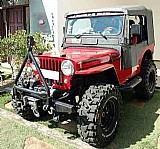 Jeep willys 1951 preparado para trilha
