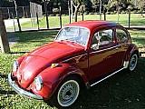 Fusca 1300 vermelho ano 1976 segundo dono