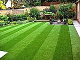 Tapetes de grama terra jardinagem