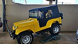 Jeep willys cj5 6cc 1966 - impecavel