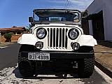 Jeep ford willys 1978 restaurado pra colecionador de carros antigos