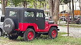 Jeep wills 6cc original 1961