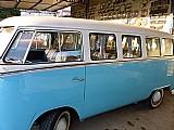 Kombi luxo 1975 em otimo estado