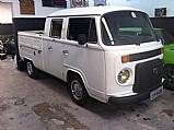 Kombi cabine dupla 1982