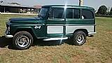 Rural 1976 4 cilindros alcool dir hidr vidro eletrico 4x4