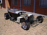 Hot rod t bucket ford 302 ano 1975