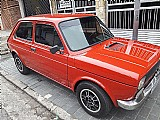 Fiat 147 vermelho 1979