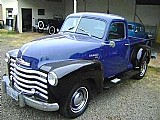 Chevrolet pick up boca sapo 1950