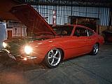 Maverick 1975 6cc com rodas originais de mustang