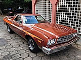 Ford ranchero 500 ano 1973
