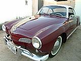 Karmann ghia 1965 placa preta