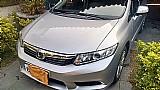 Honda civic sedan lxl 1.8 flex 2013 - recuperado