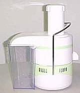 Centrifuga de alimentos fun kitchen,   verde / branca