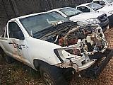 Carro batido toyota hilux cd d4-d 4x4 2.5 16v 102cv tb diesel