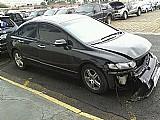 Honda civic exs 1.8 automatico carro batido