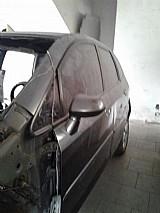 Honda fit batido preto ano 2008