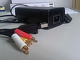 Cabo audio video av e hdmi xbox 360