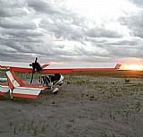 Ultraleve fox v2 com motor rotax 582-90