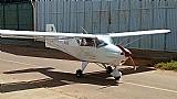 Aviao ultraleve kitfox iv,  ano94