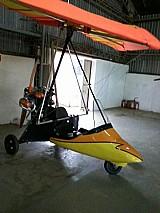 Ultraleve modelo trike