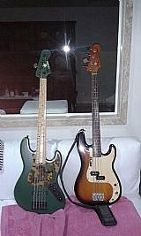 Baixo jazz bass 5 luthier