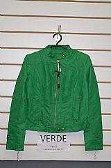 Jaqueta feminina jaquetinha couro sintetico ecologico