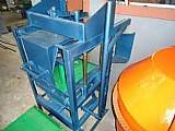 Máquina para blocos elz 2012   pavimentos