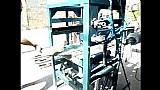 Maquina de fabricar bloco mgm1