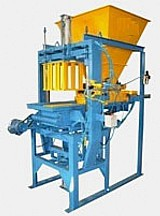 Maquina de fabricar bloco vpo 1100