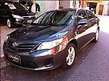 Toyota corolla 1.8 gli 16v - preto 2014