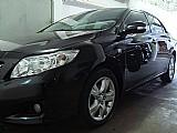 Toyota corolla xei 2.0 flex preto - 2011