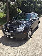Chevrolet captiva 2.4 ecotec 16 v preta - 2012