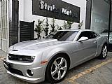 Camaro 2010 / 2011 prata  6.2 ss coupé v8 gasolina 2p automático - 2011