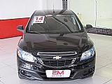Chevrolet onix hatch 1.4 lt automatico - 2014