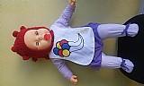 Bebezao hora de nana com 65 cm de altura