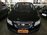 Chevrolet onix lt 1.0 mpfi 8v preto - 2013