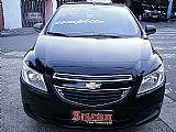 Chevrolet onix hatch lt 1.0 8v flexpower 5p mec preto - 2015