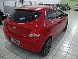 Chevrolet onix 1.0 mpfi lt 8v flex 4p vermelho - 2013