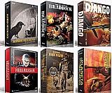 Promocao box colecoes dvd filmes 5 box por apenas r$250
