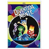 Dvd divertida mente - disney